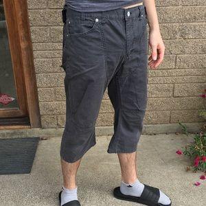 Neighborhood Cropped Work Pants